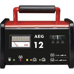 Værkstedsoplader AEG WM 12 2AEG97009 6 V, 12 V 12 A 12 A