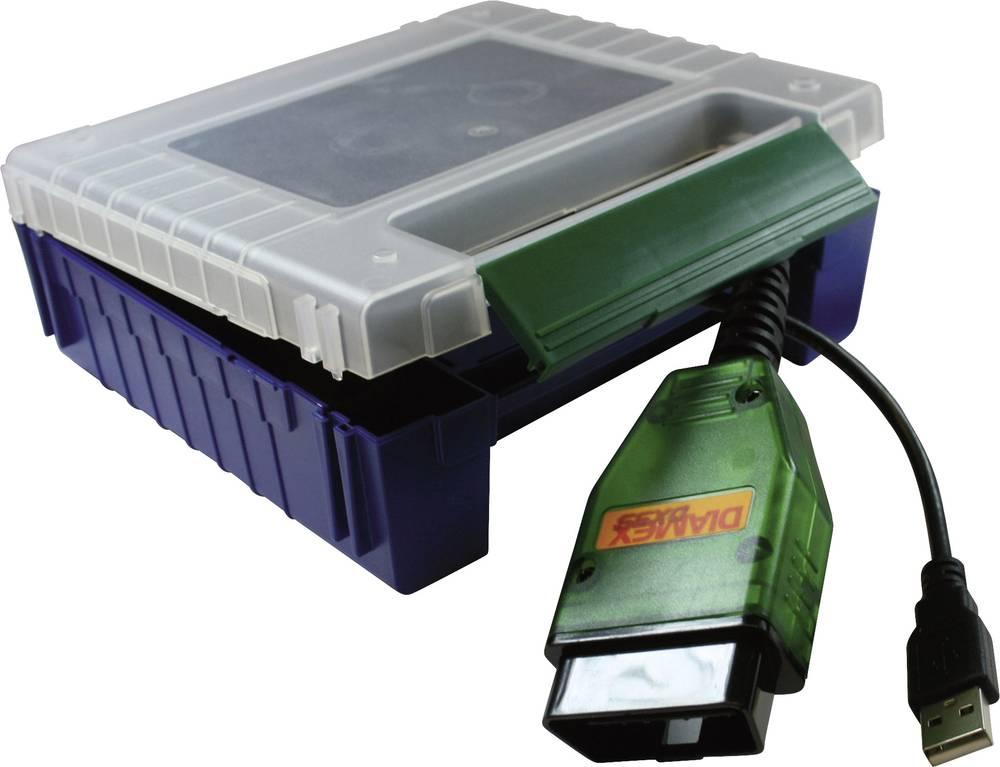 OBD II Interface Diamex 7104 DX35 PC-Interface