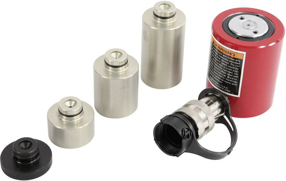 Oprema za snemanje koles gospodarskih vozil Kunzer HL1001D, 5-delna