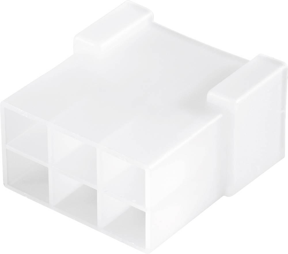 Stikhus, 6-polet Stikhus MTA 1 do 2,5 mm² Poltal 6 1 stk