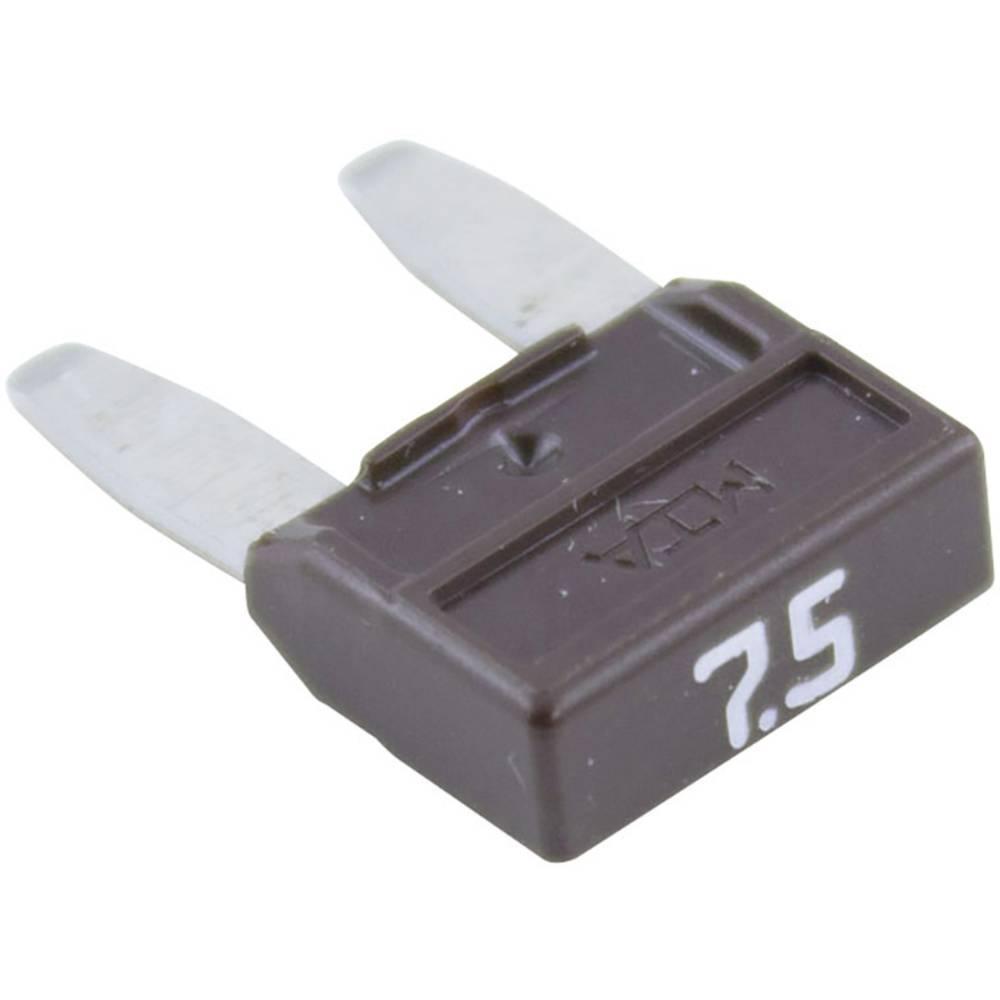 Avtomobilske mini ploščate varovalke (FK1) 7,5 A