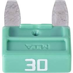 Mini fladsikring 30 A Grøn 341.133 330.033 1 stk