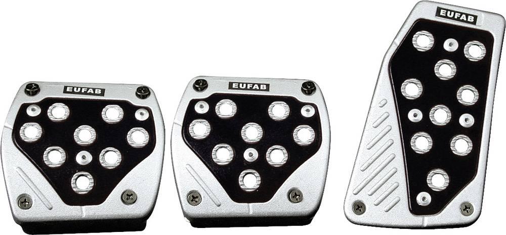 Sport-pedal Aluminium Sort Eufab Sport-Pedale 17160
