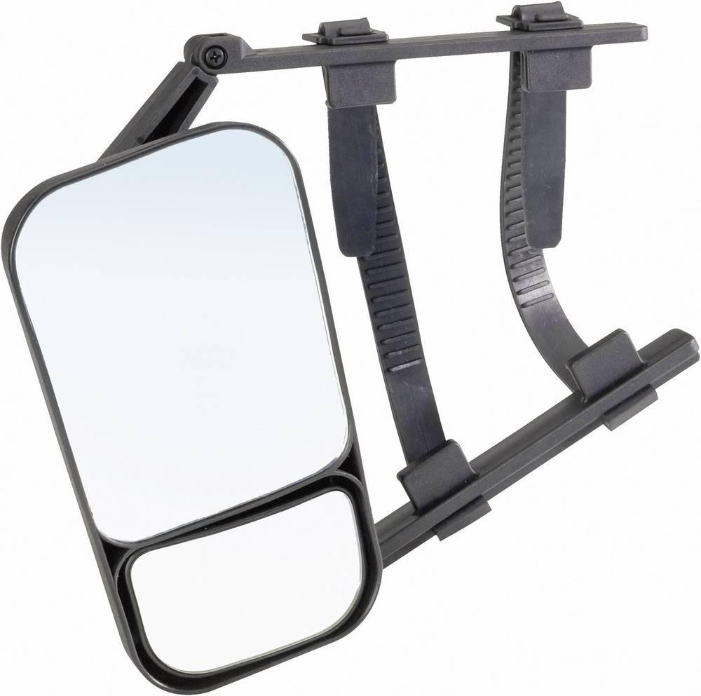 Stransko ogledalo za prevažanje bivalnih prikolic, umetna masa