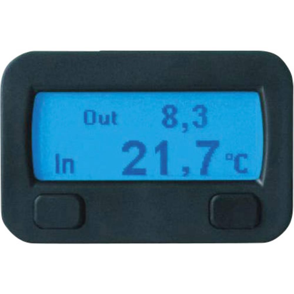 Unutarnji/vanjski termometar Check Temp III s funkcijom termostata 10320 Sinustec
