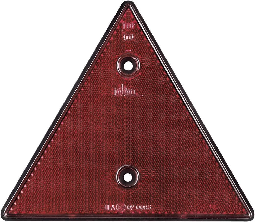 Odsevnik za priklopnike, rdeča, SecoRüt