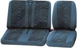 Lastbils-sædebetræk-sæt Sprint, 2 dele cartrend Universal Grå 1 Set