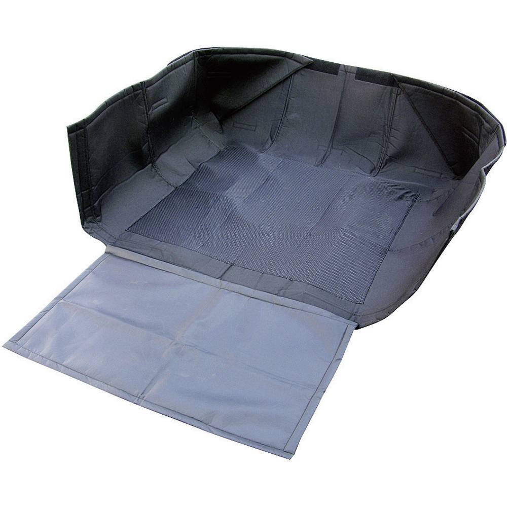 Foldbar Bagagerumsbeskyttelse HP Autozubehör 19.232 Sort