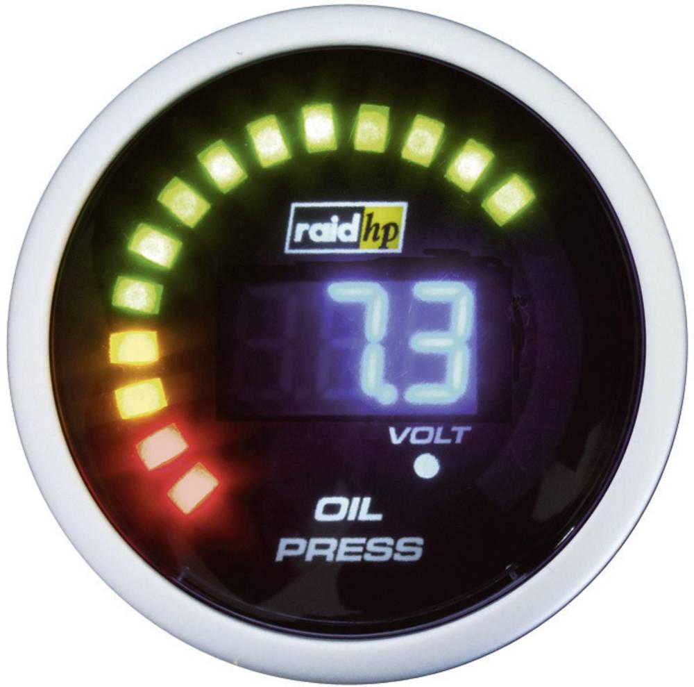 Mjerač tlaka ulja NightFlight Digital raid hp 660501
