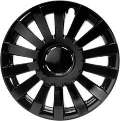 Hjulkapsler design Vind Wind R16 Sort 4 stk