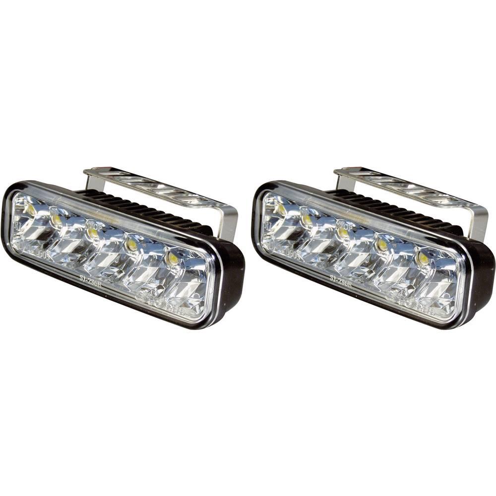 Devil Eyes LED luči za dnevno vožnjo, 5 LED (Š x V x G) 147 x 56 x 59 mm