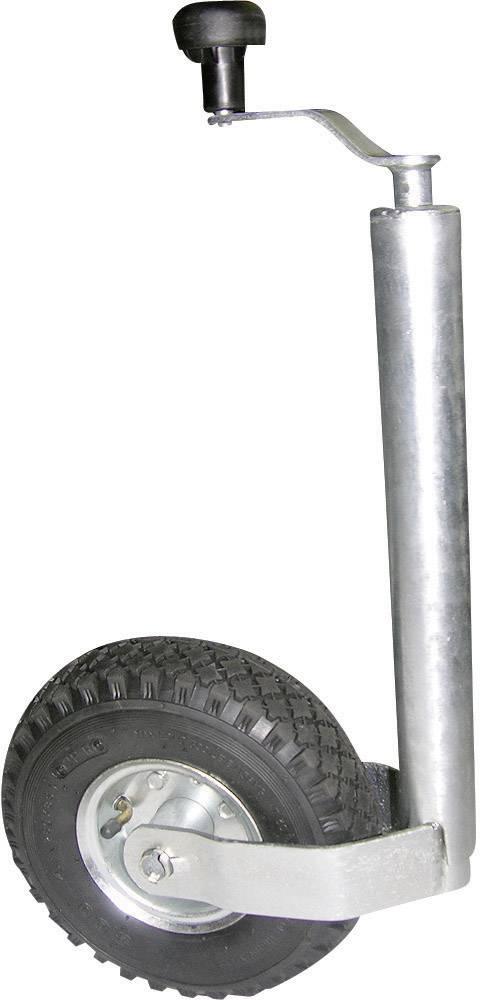 Oporni kolešček za priklopnike LAS, iz jeklene pločevine 10616