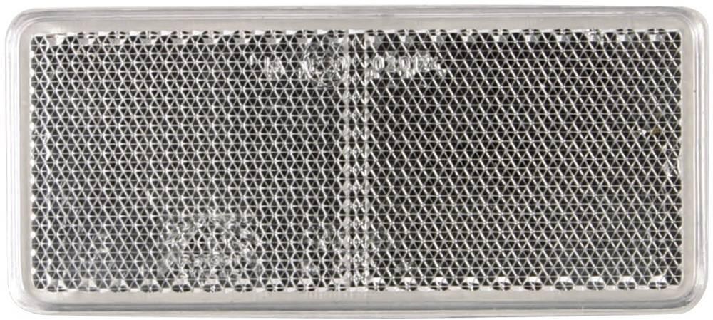 SecoRüt Reflektor Hvid (L x B) 90 mm x 44 mm