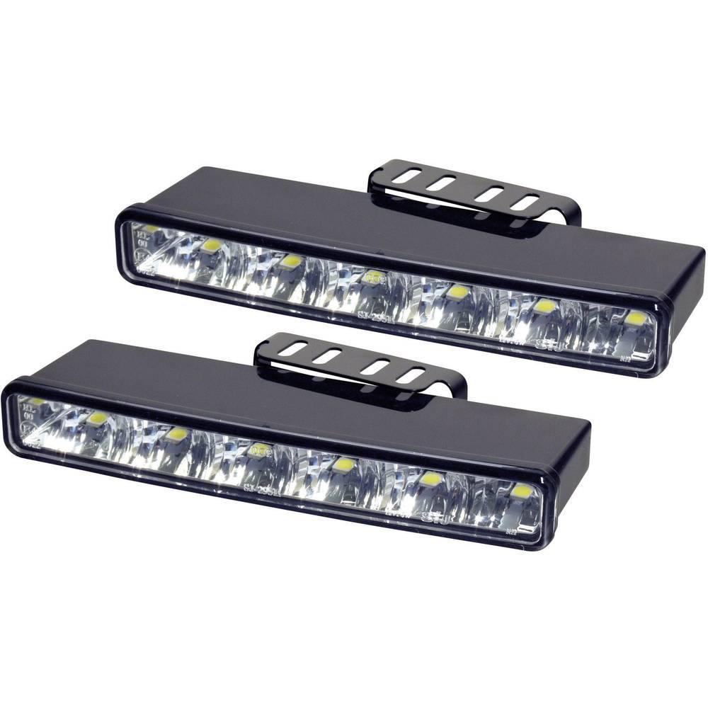 Devil Eyes 610763 LED Daytime Running Lights 6 LEDs