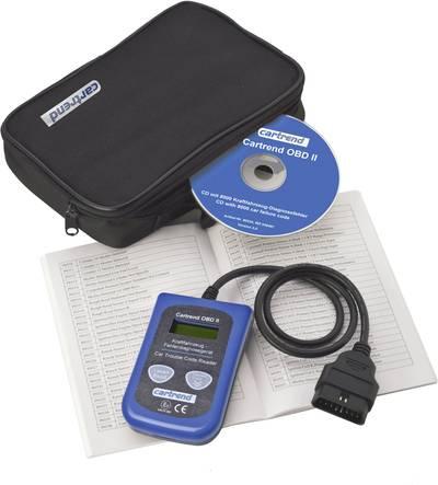 cartrend OBD II diagnostics tool 80234