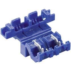 Držalo za ploščate varovalke, 0,8 do 2,0 mm2
