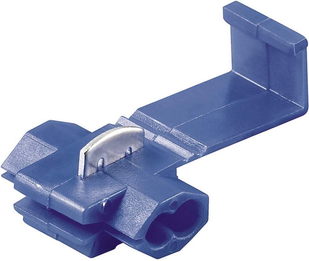 Avtomobilski hitri spojnik KV 6 1,5 do 2,5 mm2, št. polov=1