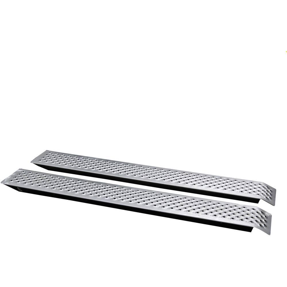 Rampe 400 kg Aluminium Unitec 10320 150 cm x 21.5 cm x 3.5 cm