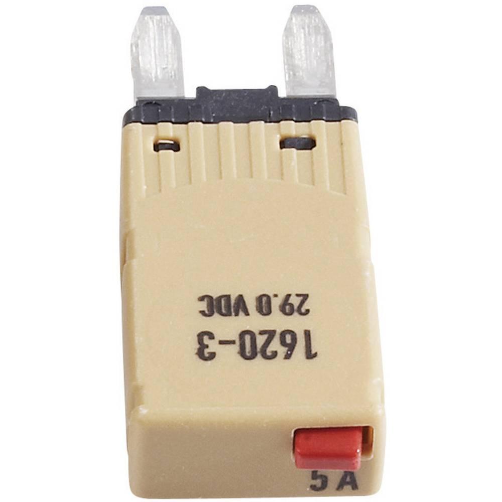 Sikringsautomat Mini Fladsikring 5 A Beige 1620-3-5A 1620-3-5A 1 stk