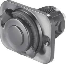 Stikdåse Montering 12/24 V 20 A 12 - 24 V/DC 20 A 6,3 mm fladstik