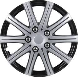 Adelaide hjulkapsler cartrend Adelaide R16 Grå (metallic), Sort (metallic) 4 stk