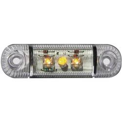 LED Omrids-markeringslygte SecoRüt i siden Orange