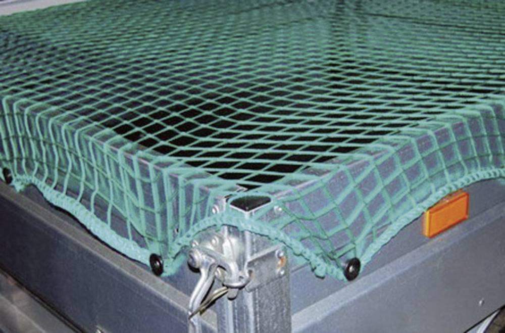 Anhænger- og bagagenet (L x B) 2.7 m x 1.5 m Fast