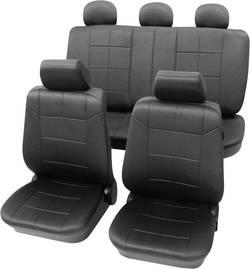 Sædebetræk-sæt Dakar, 17 dele Petex Dakar SAB 1 Vario Plus Universal 100% polyester Antracit 1 Set