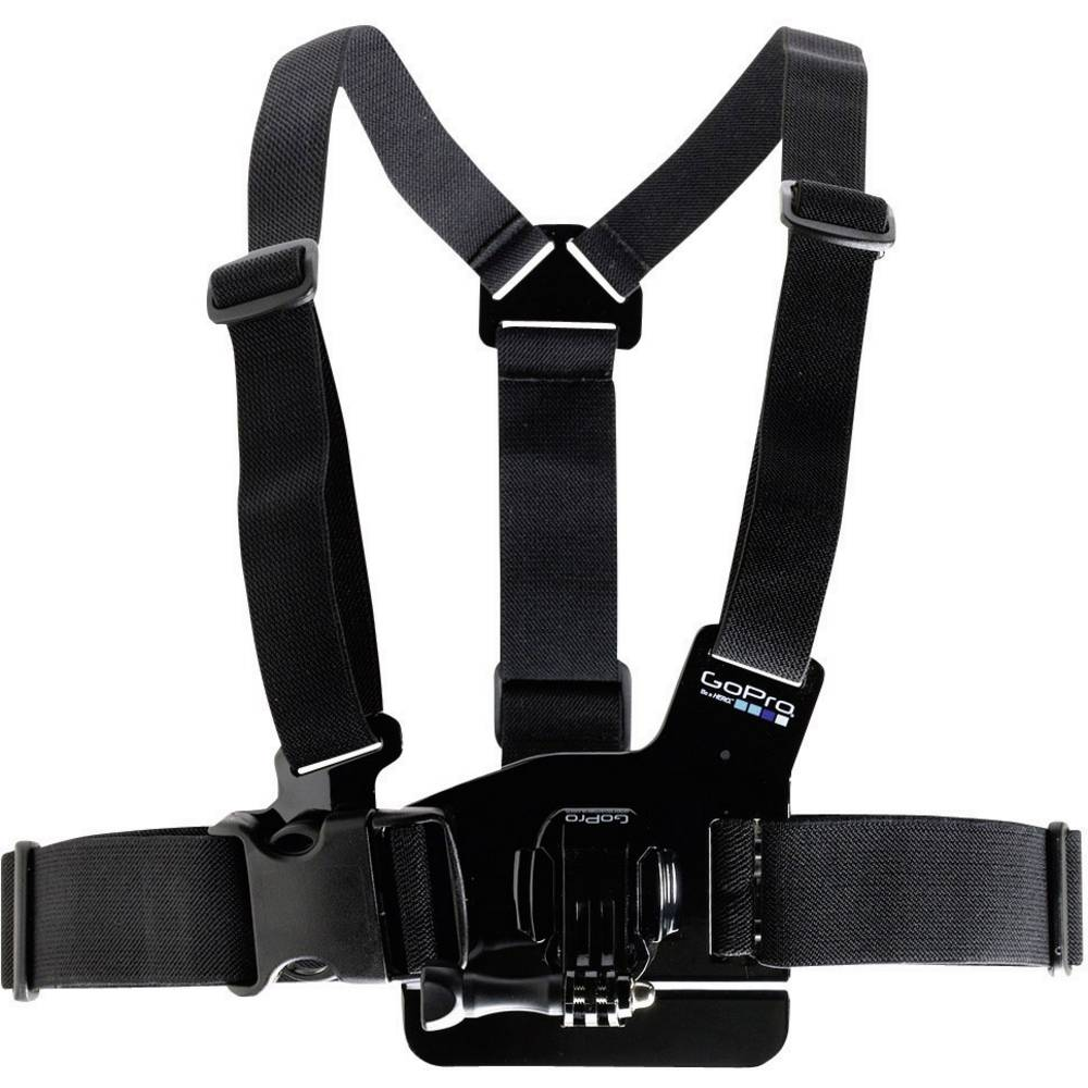 Chest Mount Gopro Harness Agchm 001 Suitable Forgop Suction Cup And Quick Release Aucmt 302 Loading Zoom