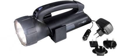 Image of Ansmann Cordless handheld searchlight Black 5102143 HV halogen,