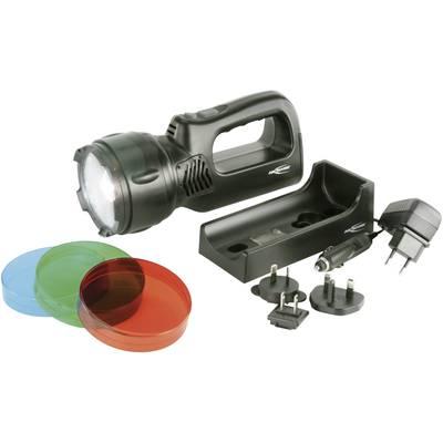 Image of Ansmann 1600-005-510 Cordless handheld searchlight HSL-1 Black LED 25 h