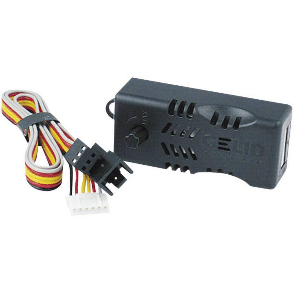 Pc Fan Controller No Of Channels 1 Gelid Fc Mc01 B From