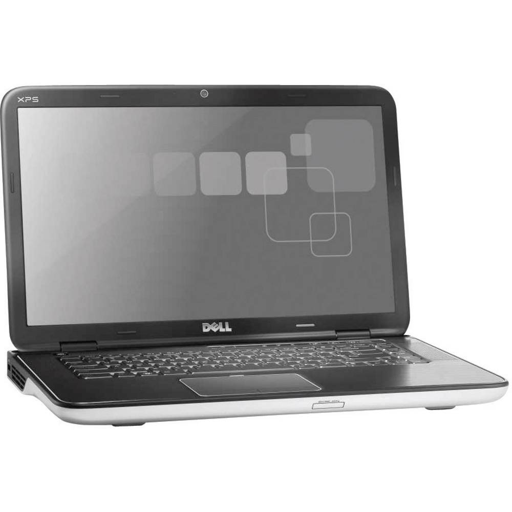 DELL XPS L502X NOTEBOOK 15,6 SILBER