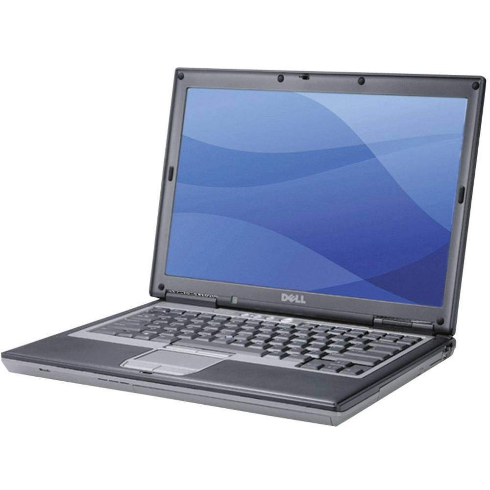 "Laptop (refurbished) 35.8 cm (14.1 "") Dell Latitude D630 Intel® Core"