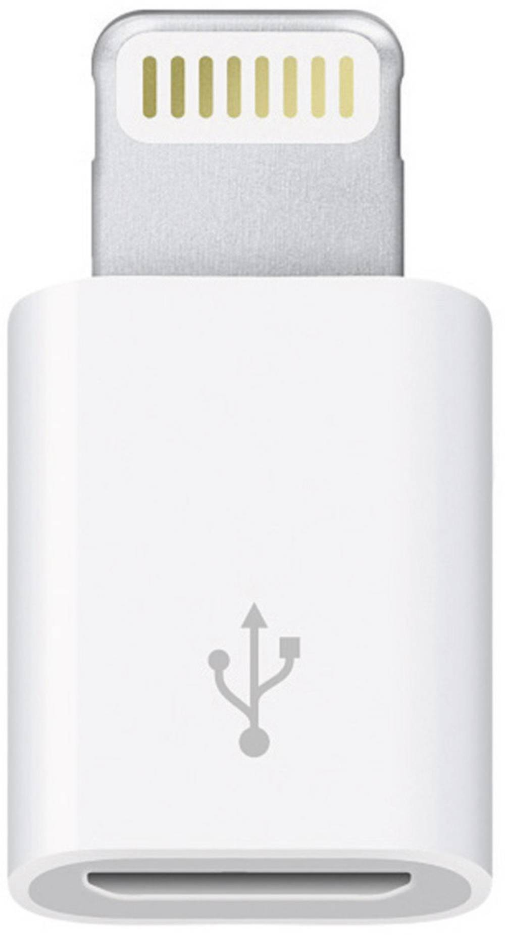 USB adapter Apple za iPod/iPhone/iPad [-] Lightning na Micro USB adapter (razsuti tovor/OEM) MD820ZM/A