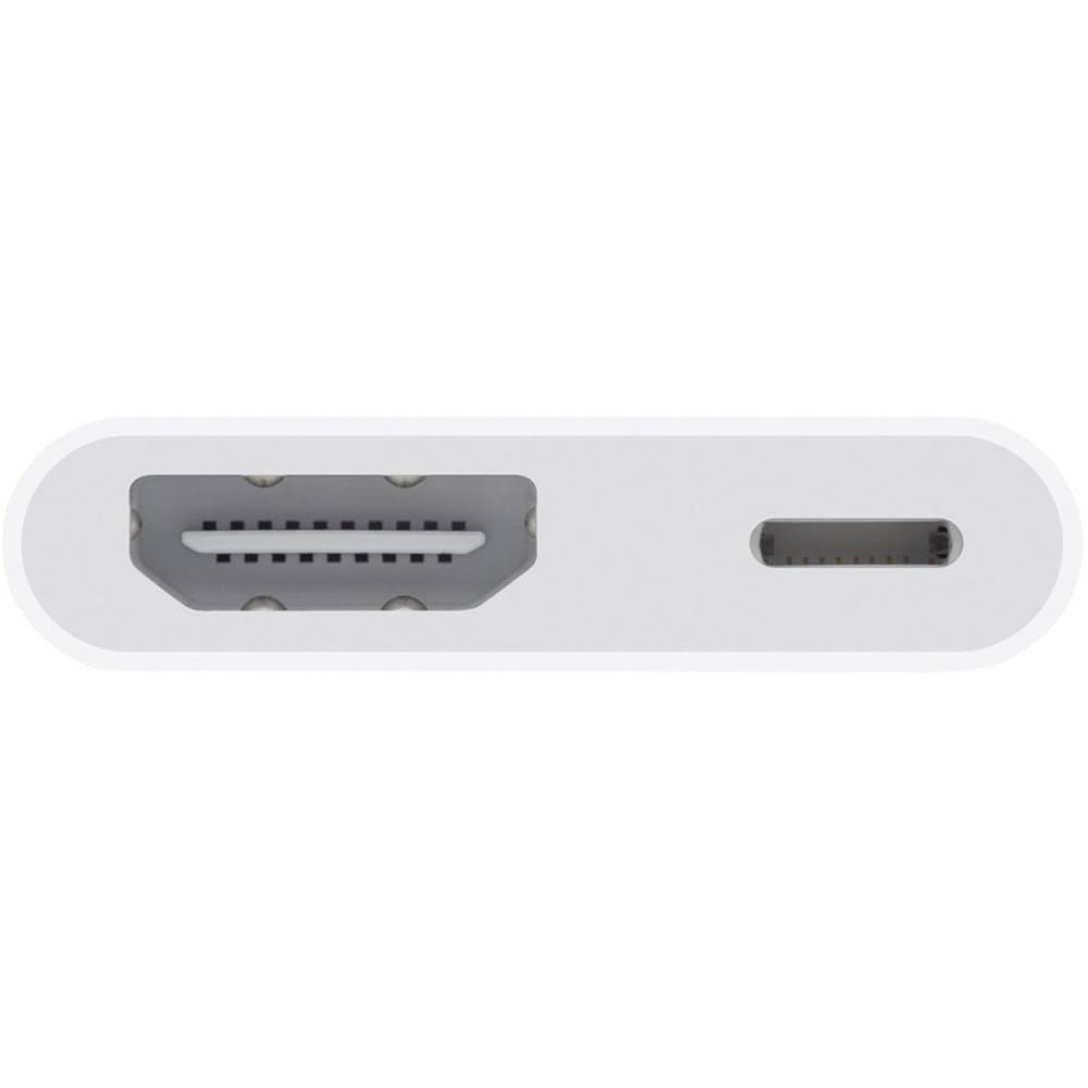 Apple Lightning Digital Av Adapter Ipad Iphone Ipod Cable Wiring Wall Plates Dock Plug Hdmi Socket