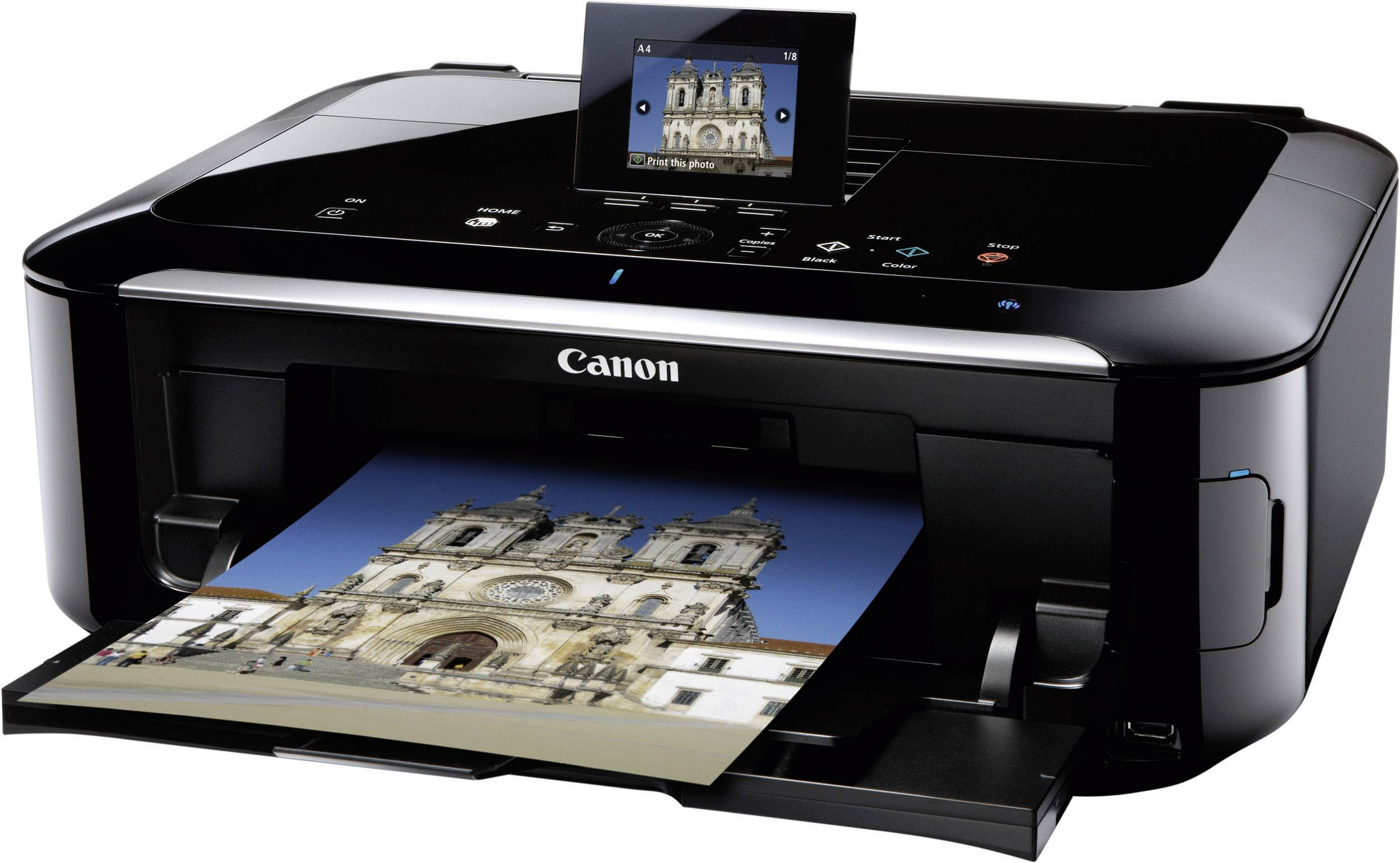 Multifunctional Canon Pixma: innovative technology that can conquer everyone 77