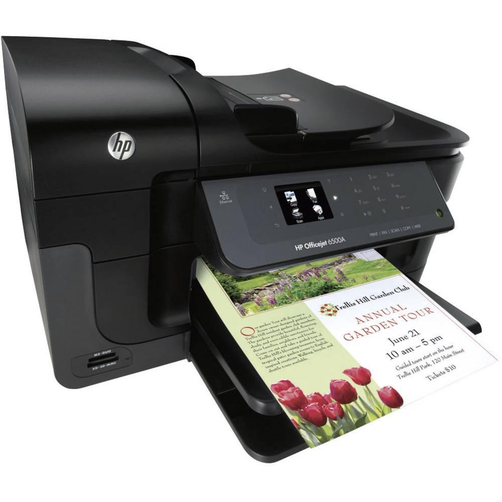 Hp Officejet 6500a E-Aio E710a