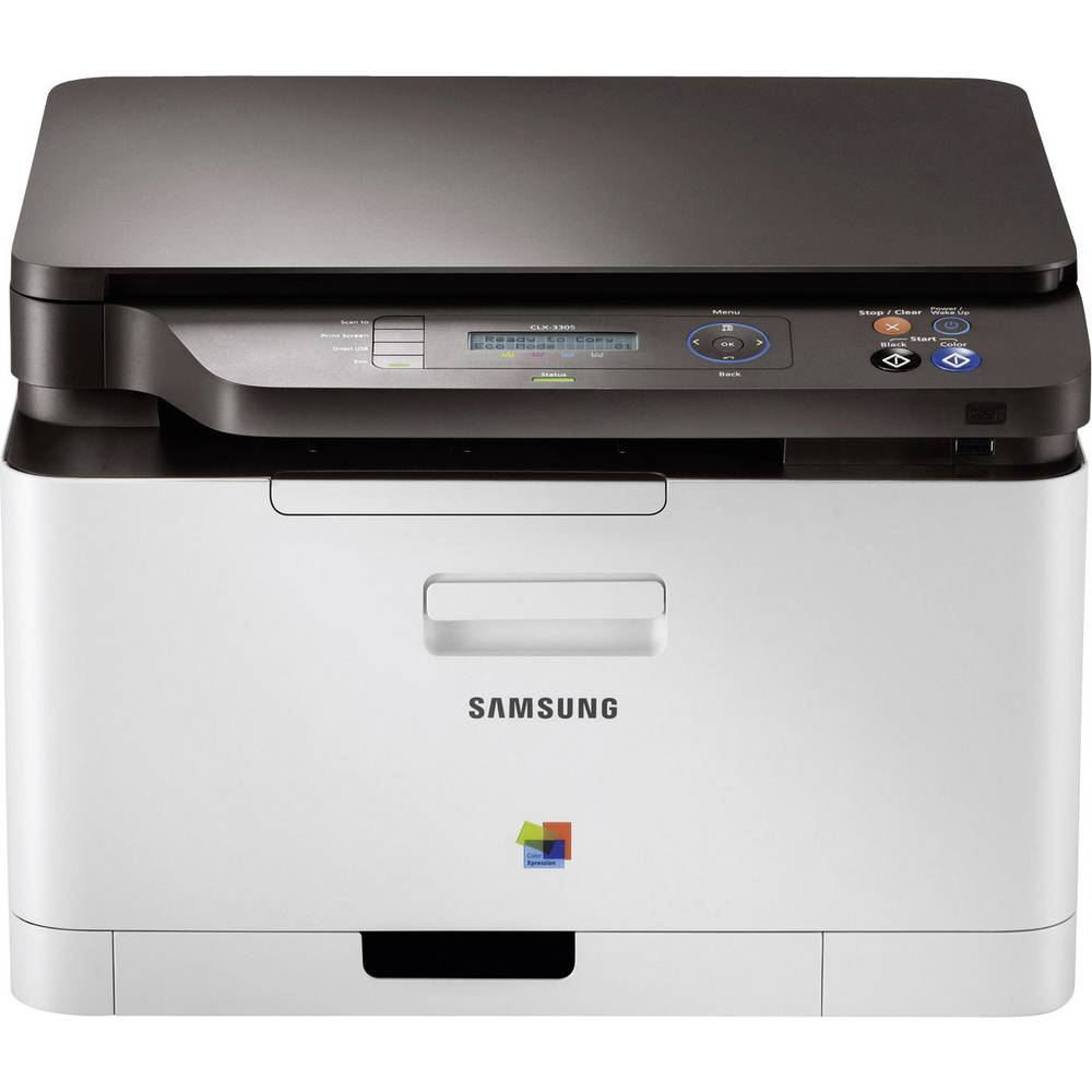 Colour laser multifunction printer Samsung CLX-3305 A4 Printer, Scanner,  Copier
