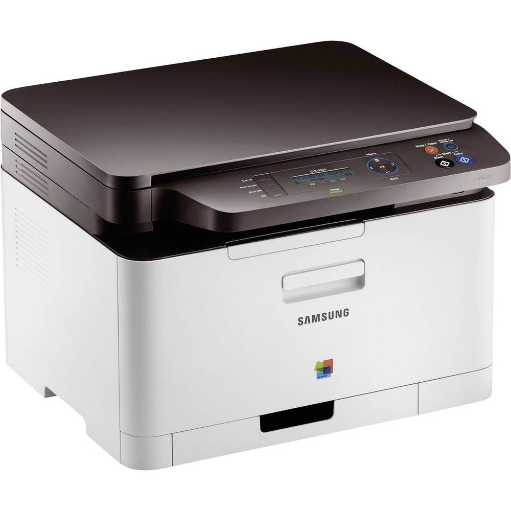 colour laser multifunction printer samsung clx 3305 a4. Black Bedroom Furniture Sets. Home Design Ideas