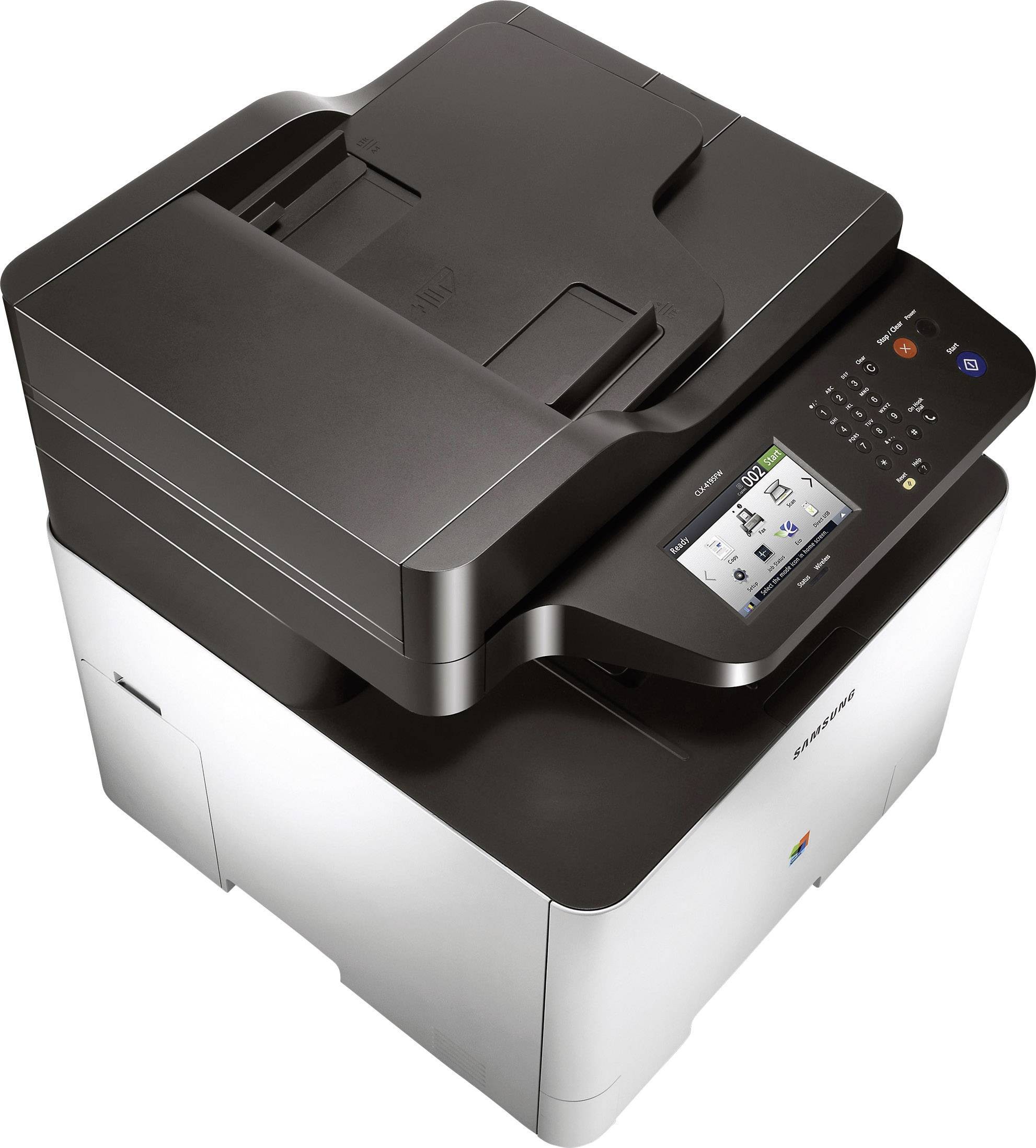 Samsung CLX-4195FW MFP Scan Download Driver
