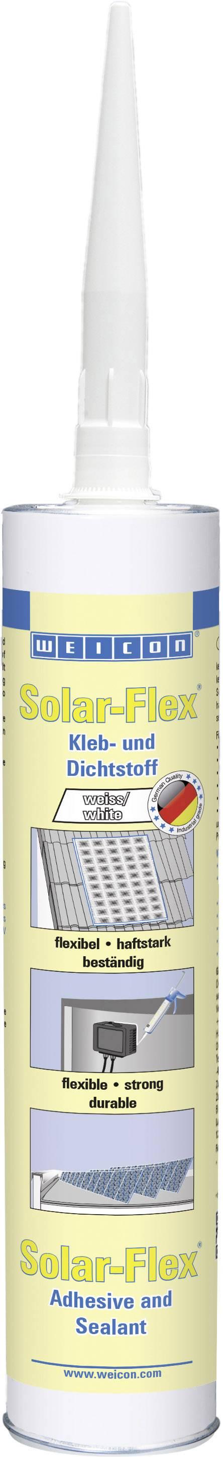 WEICON Solar-Flex Adhesive sealant Colour White 13750290 290