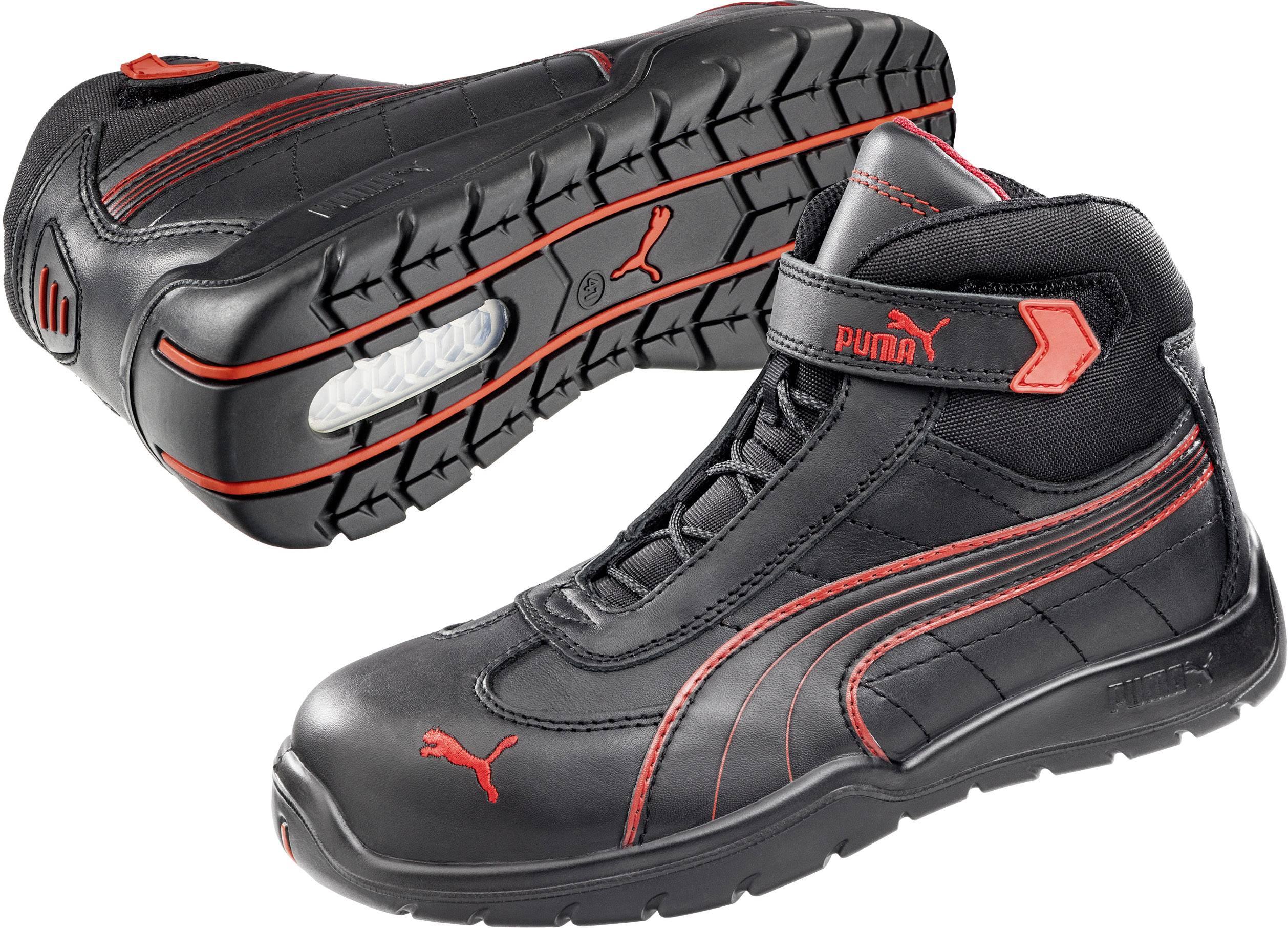 4044fdcae03 Safety work boots S3 Size  39 Black PUMA Safety DAYTONA MID HRO SRC 632160 1