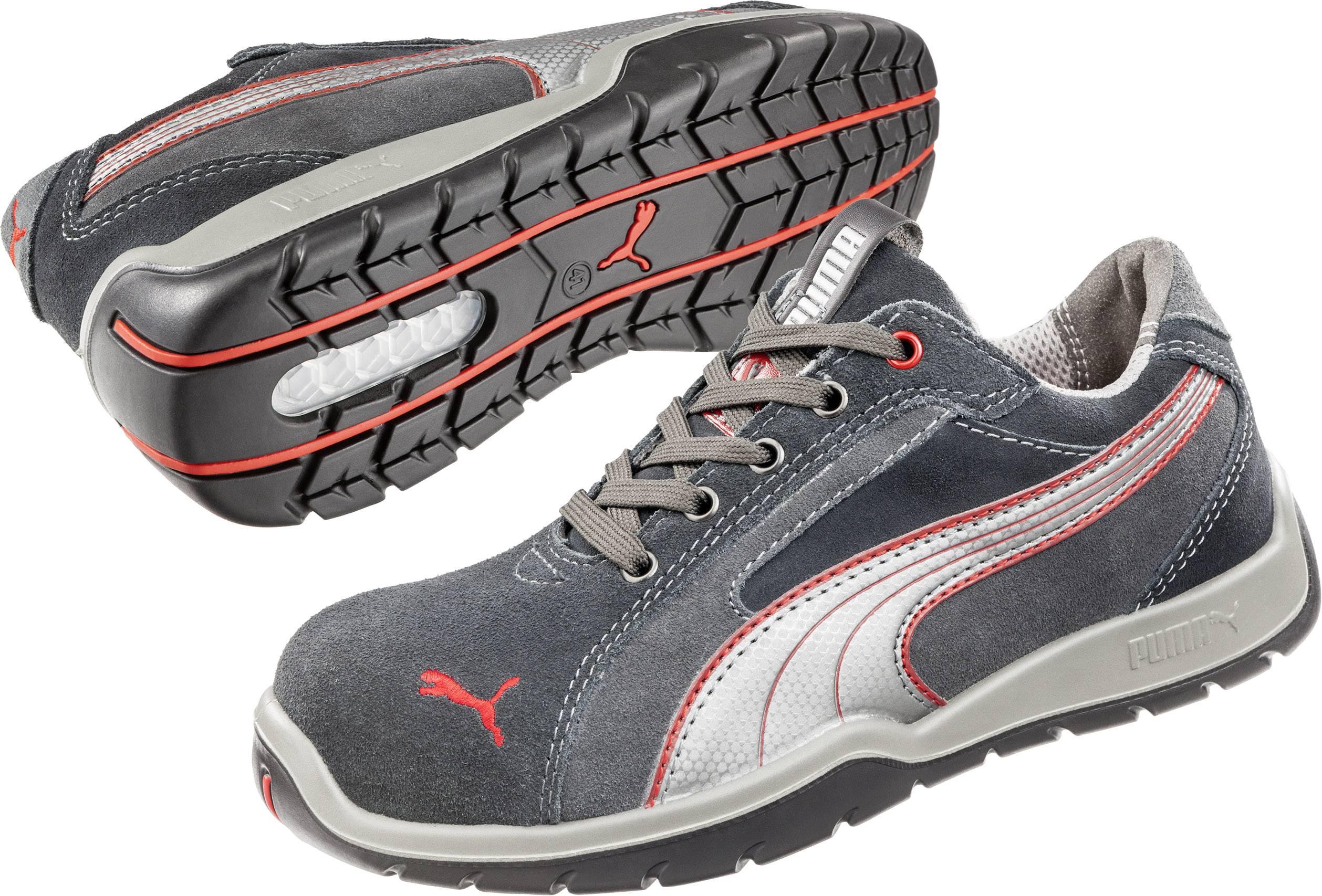 info pour fee9e 729a6 Protective footwear S1P Size: 44 Grey PUMA Safety DAKAR LOW ...