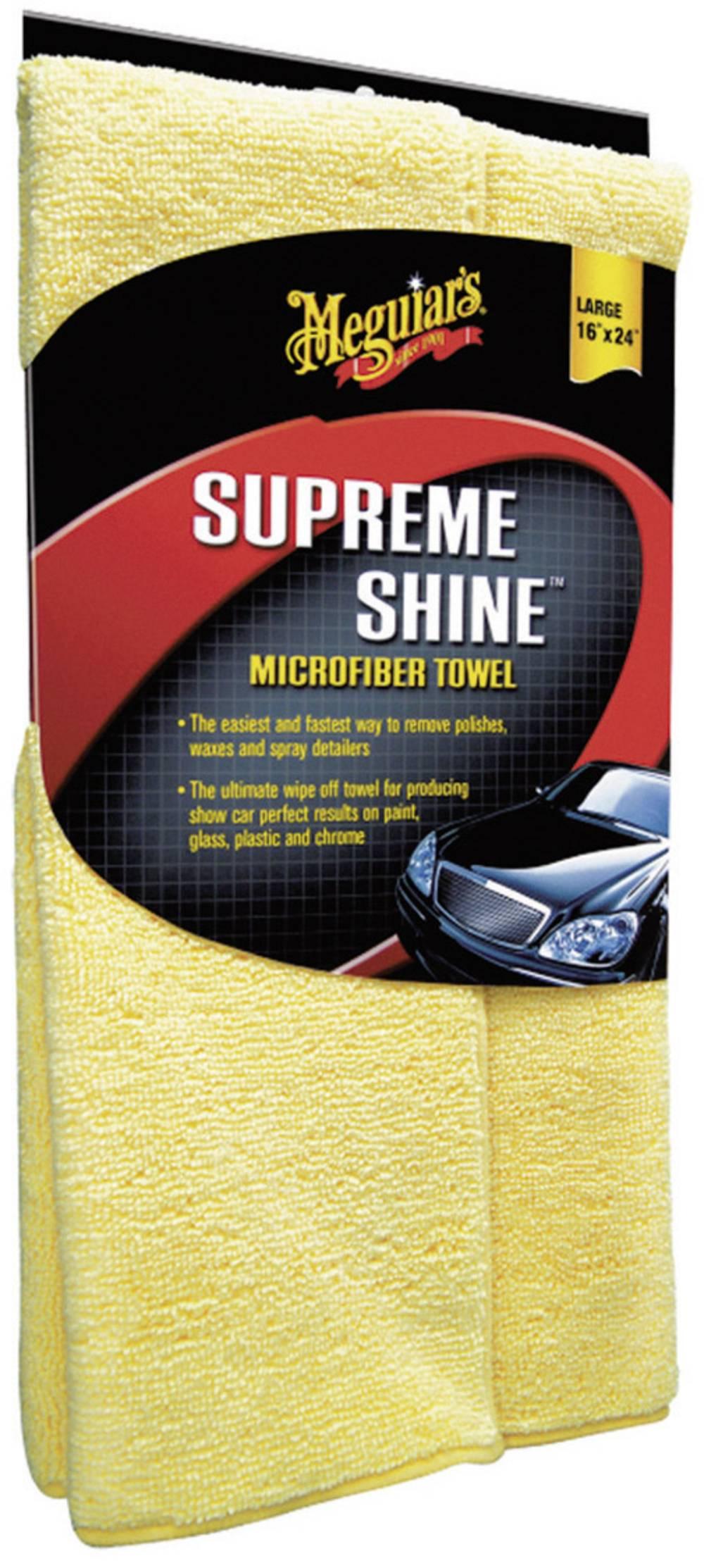 Meguiars x2010 Supreme Shine Microfiber Drying Towel 1x