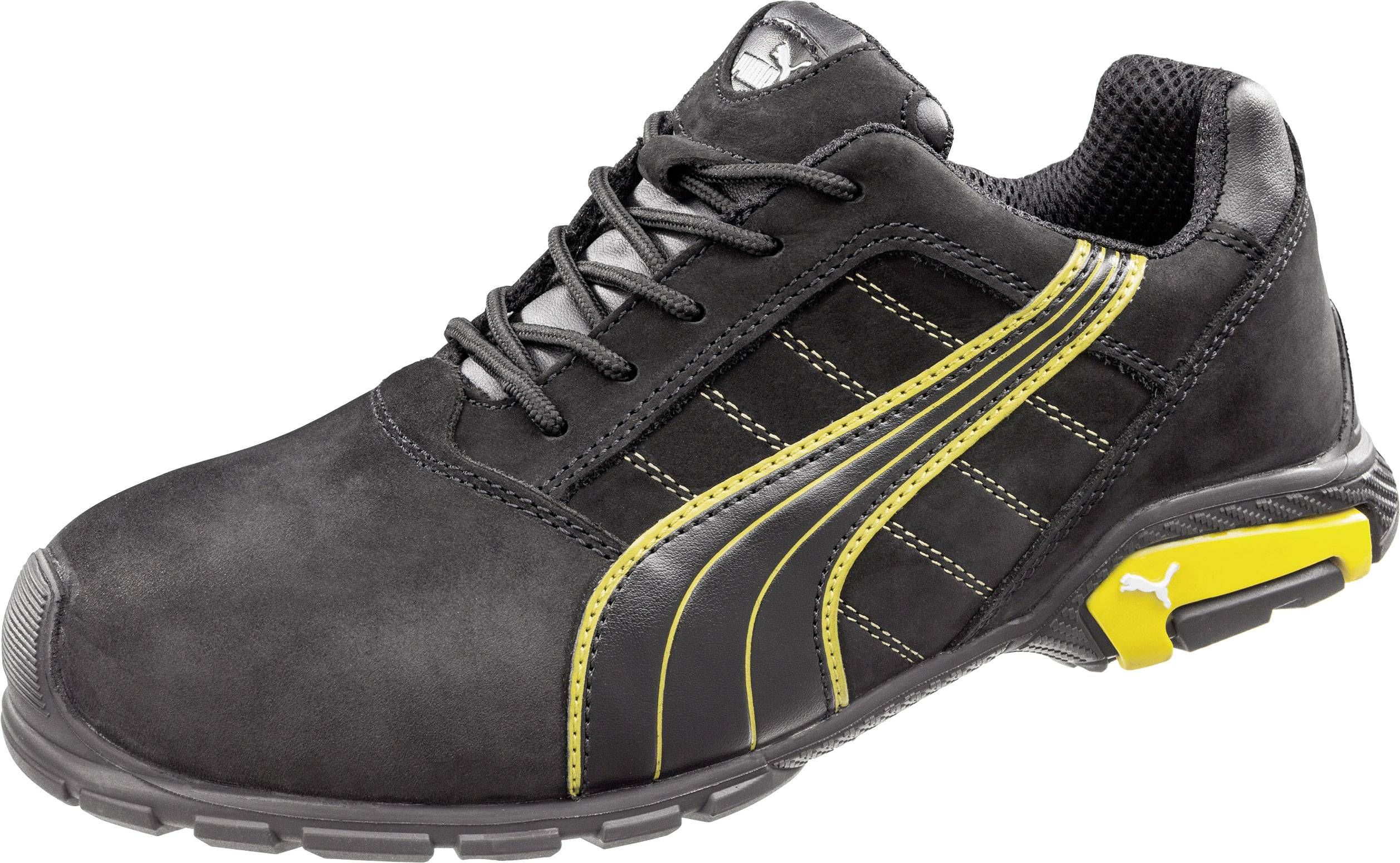 cf64c0923d Safety shoes S3 Size: 42 Black, Yellow PUMA Safety Amsterdam Low 642710 1  pair