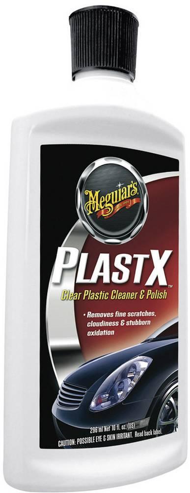 Sredstvo za čiščenje umjetne mase Meguiars PlastX Clear Plastic Cleaner& Polish G12310, 29