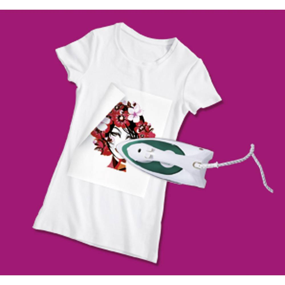 inkjet transfer paper avery zweckform my design t shirt md1002 a4