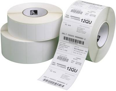 Zebra Label roll 102 x 152 mm Paper White 5700 pc(