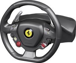 Thrustmaster Ferrari 458 Italia Racing Wheel Steering Wheel Usb Pc Xbox 360 Black Incl Foot Pedals Conrad Com